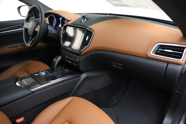 New 2020 Maserati Ghibli S Q4 for sale $63,244 at Pagani of Greenwich in Greenwich CT 06830 22