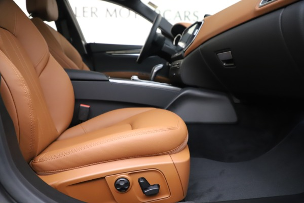 New 2020 Maserati Ghibli S Q4 for sale $63,244 at Pagani of Greenwich in Greenwich CT 06830 23