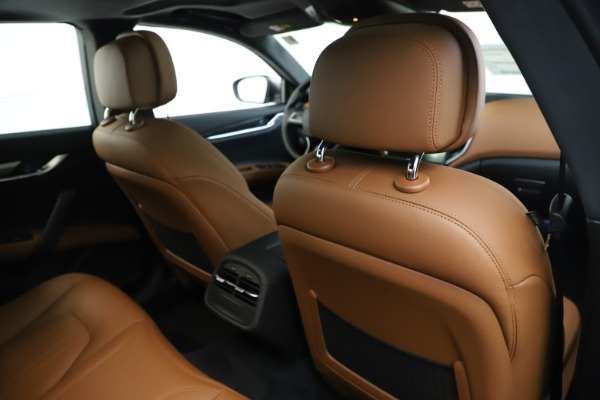 New 2020 Maserati Ghibli S Q4 for sale $63,244 at Pagani of Greenwich in Greenwich CT 06830 28