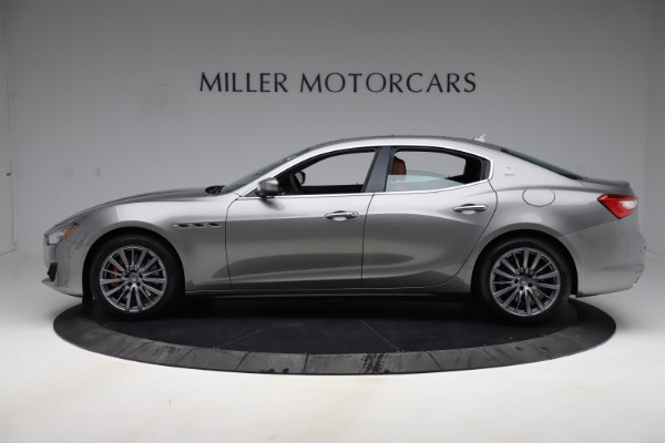 New 2020 Maserati Ghibli S Q4 for sale $63,244 at Pagani of Greenwich in Greenwich CT 06830 3