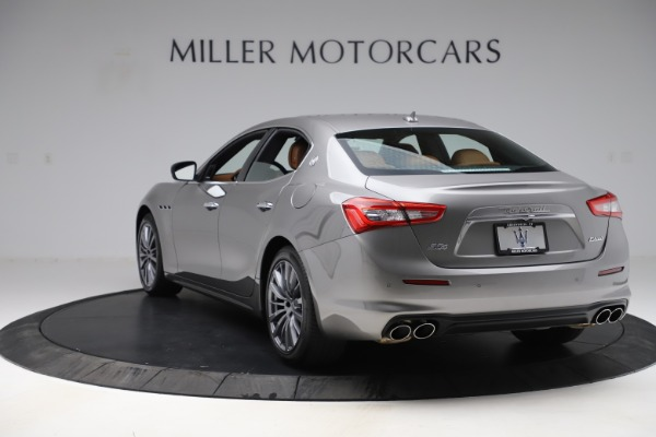 New 2020 Maserati Ghibli S Q4 for sale $63,244 at Pagani of Greenwich in Greenwich CT 06830 5