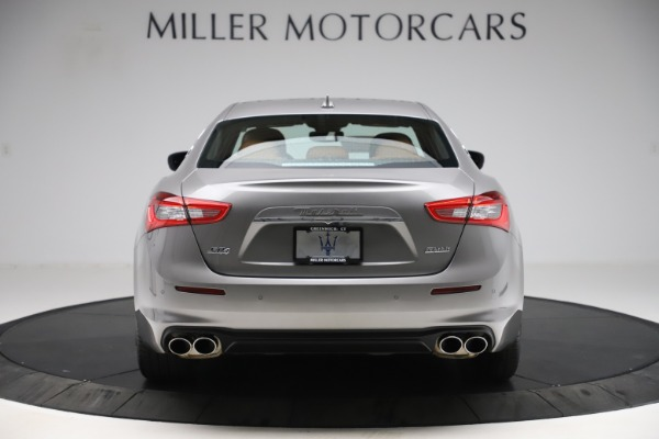 New 2020 Maserati Ghibli S Q4 for sale $63,244 at Pagani of Greenwich in Greenwich CT 06830 6