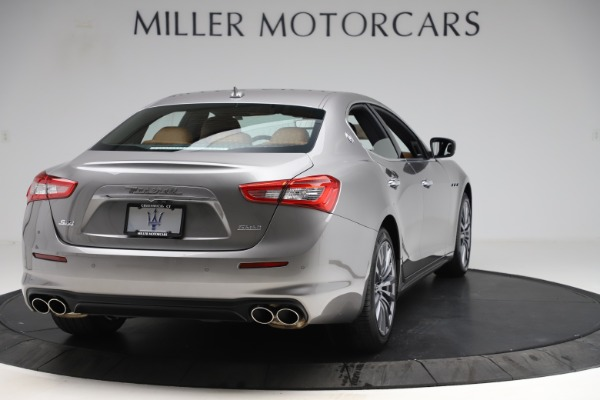 New 2020 Maserati Ghibli S Q4 for sale $63,244 at Pagani of Greenwich in Greenwich CT 06830 7