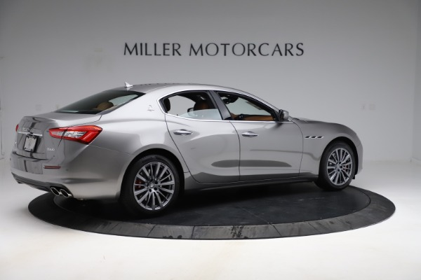 New 2020 Maserati Ghibli S Q4 for sale $63,244 at Pagani of Greenwich in Greenwich CT 06830 8