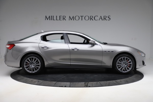 New 2020 Maserati Ghibli S Q4 for sale $63,244 at Pagani of Greenwich in Greenwich CT 06830 9