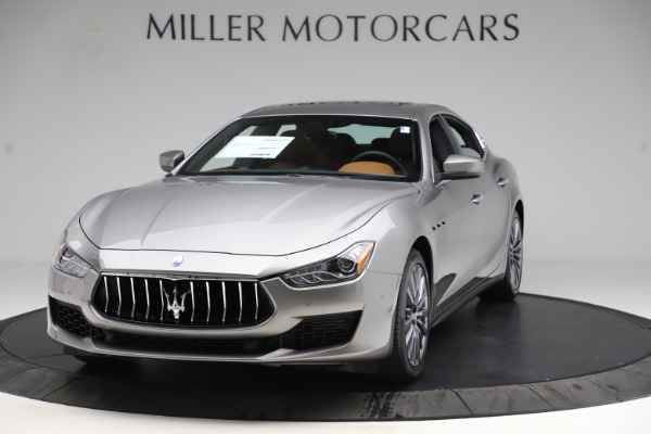New 2020 Maserati Ghibli S Q4 for sale $63,244 at Pagani of Greenwich in Greenwich CT 06830 1