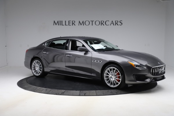 New 2020 Maserati Quattroporte S Q4 GranSport for sale $121,885 at Pagani of Greenwich in Greenwich CT 06830 10