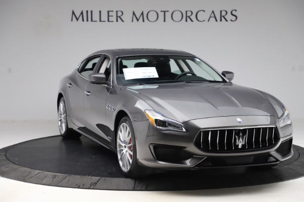 New 2020 Maserati Quattroporte S Q4 GranSport for sale $121,885 at Pagani of Greenwich in Greenwich CT 06830 11