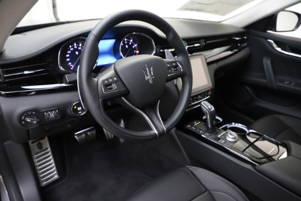 New 2020 Maserati Quattroporte S Q4 GranSport for sale $121,885 at Pagani of Greenwich in Greenwich CT 06830 13