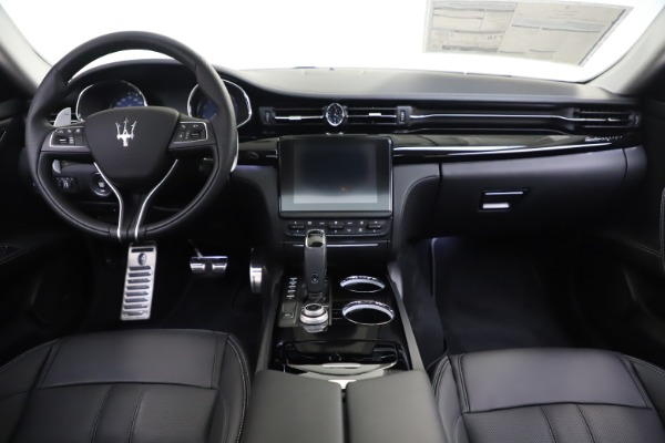 New 2020 Maserati Quattroporte S Q4 GranSport for sale $121,885 at Pagani of Greenwich in Greenwich CT 06830 16