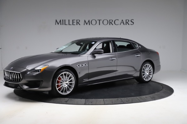 New 2020 Maserati Quattroporte S Q4 GranSport for sale $121,885 at Pagani of Greenwich in Greenwich CT 06830 2