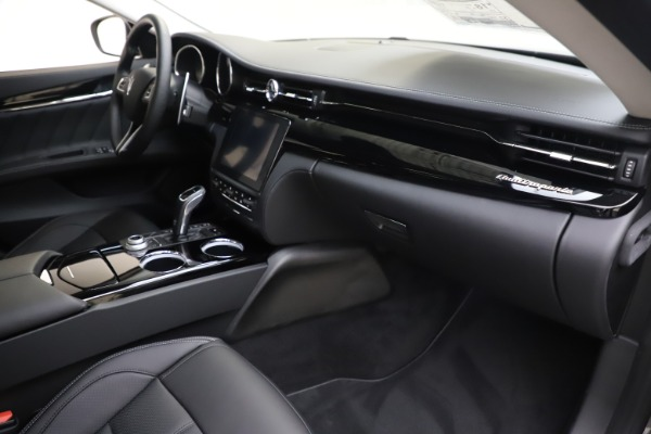 New 2020 Maserati Quattroporte S Q4 GranSport for sale $121,885 at Pagani of Greenwich in Greenwich CT 06830 21