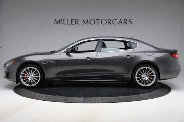 New 2020 Maserati Quattroporte S Q4 GranSport for sale $121,885 at Pagani of Greenwich in Greenwich CT 06830 3