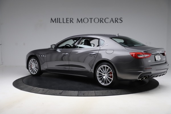 New 2020 Maserati Quattroporte S Q4 GranSport for sale $121,885 at Pagani of Greenwich in Greenwich CT 06830 4