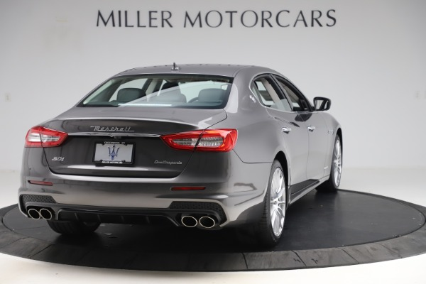 New 2020 Maserati Quattroporte S Q4 GranSport for sale $121,885 at Pagani of Greenwich in Greenwich CT 06830 7