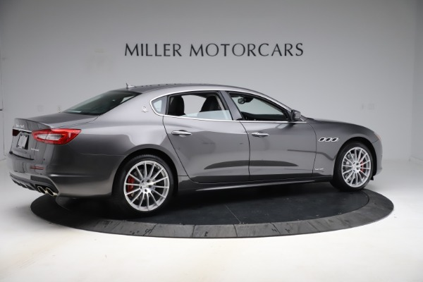 New 2020 Maserati Quattroporte S Q4 GranSport for sale $121,885 at Pagani of Greenwich in Greenwich CT 06830 8