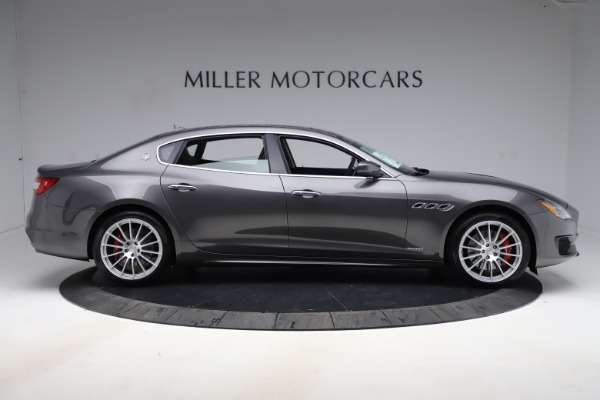 New 2020 Maserati Quattroporte S Q4 GranSport for sale $121,885 at Pagani of Greenwich in Greenwich CT 06830 9