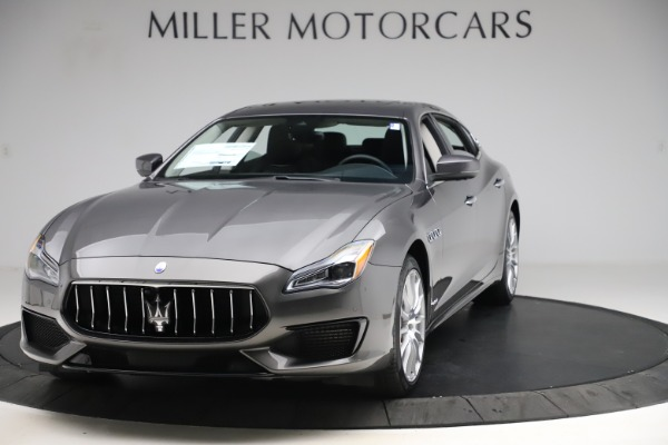 New 2020 Maserati Quattroporte S Q4 GranSport for sale $121,885 at Pagani of Greenwich in Greenwich CT 06830 1