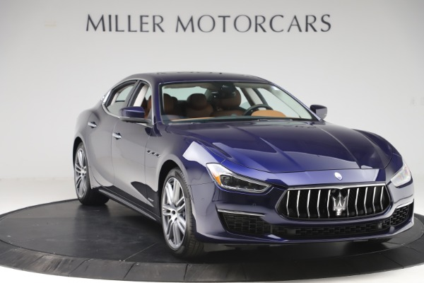 New 2020 Maserati Ghibli S Q4 GranLusso for sale Sold at Pagani of Greenwich in Greenwich CT 06830 11