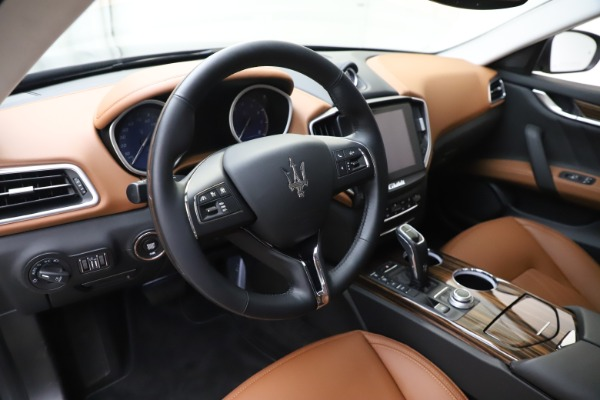 New 2020 Maserati Ghibli S Q4 GranLusso for sale Sold at Pagani of Greenwich in Greenwich CT 06830 13