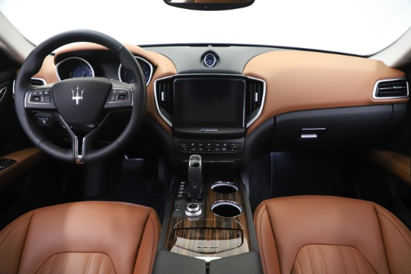New 2020 Maserati Ghibli S Q4 GranLusso for sale Sold at Pagani of Greenwich in Greenwich CT 06830 16