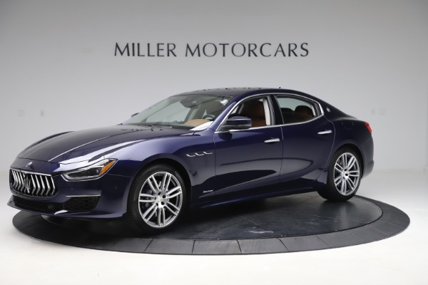 New 2020 Maserati Ghibli S Q4 GranLusso for sale Sold at Pagani of Greenwich in Greenwich CT 06830 2