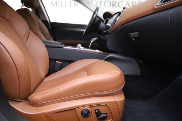 New 2020 Maserati Ghibli S Q4 GranLusso for sale Sold at Pagani of Greenwich in Greenwich CT 06830 23
