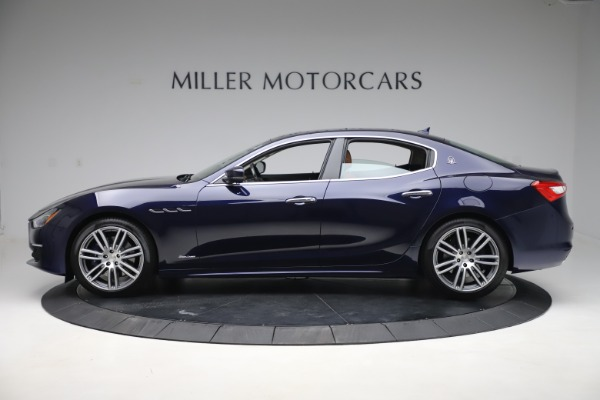 New 2020 Maserati Ghibli S Q4 GranLusso for sale Sold at Pagani of Greenwich in Greenwich CT 06830 3
