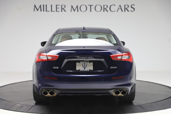 New 2020 Maserati Ghibli S Q4 GranLusso for sale Sold at Pagani of Greenwich in Greenwich CT 06830 6