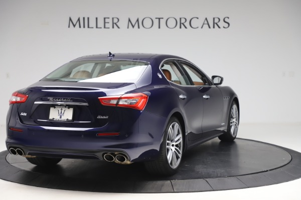 New 2020 Maserati Ghibli S Q4 GranLusso for sale Sold at Pagani of Greenwich in Greenwich CT 06830 7