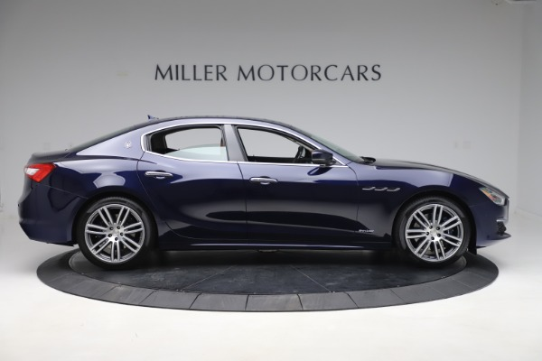 New 2020 Maserati Ghibli S Q4 GranLusso for sale Sold at Pagani of Greenwich in Greenwich CT 06830 9