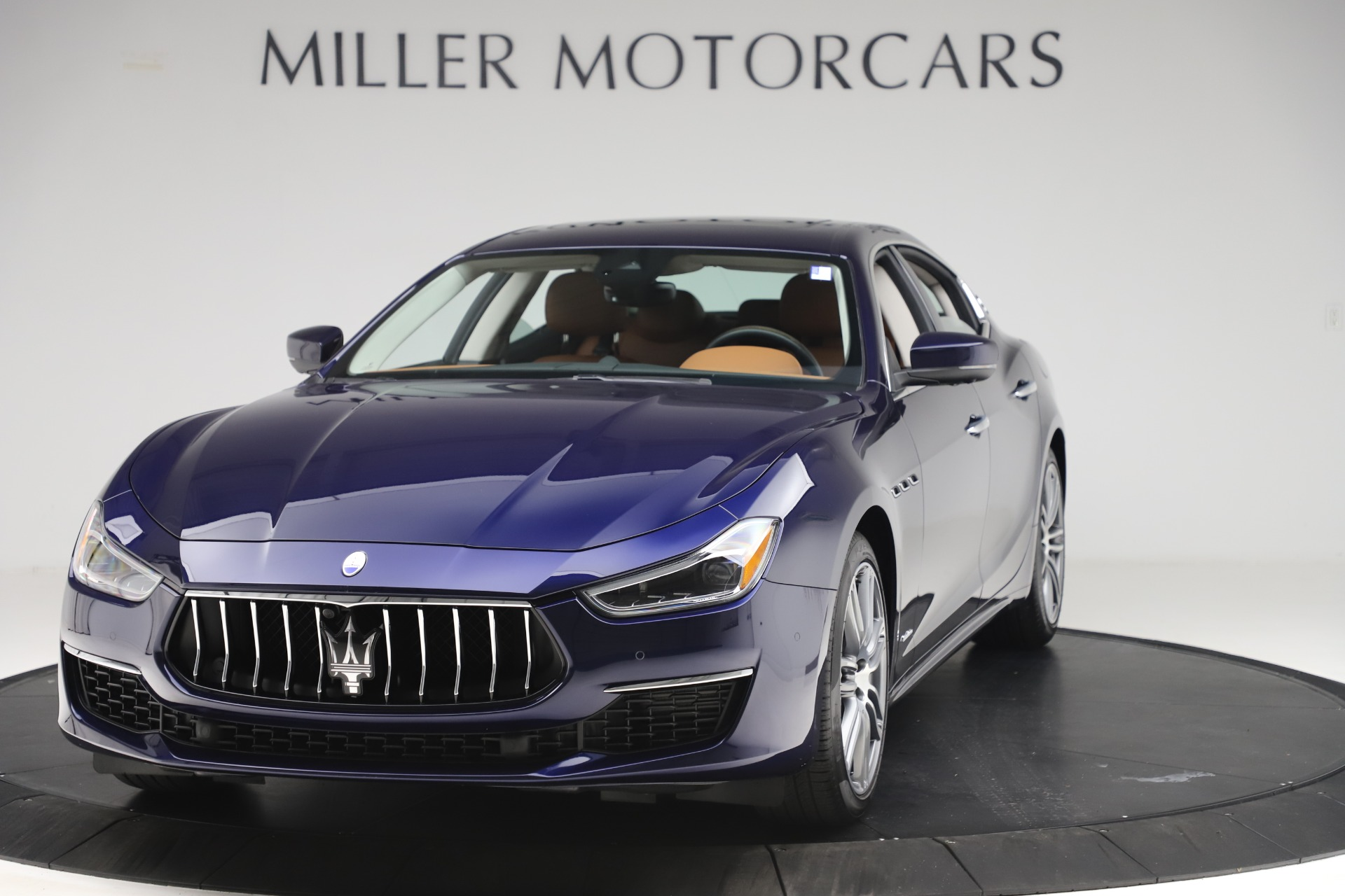 New 2020 Maserati Ghibli S Q4 GranLusso for sale Sold at Pagani of Greenwich in Greenwich CT 06830 1