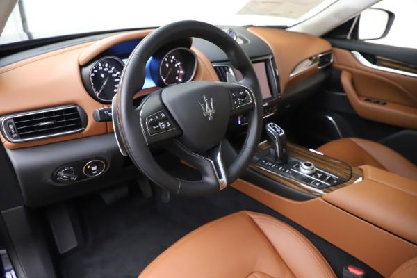 New 2020 Maserati Levante S Q4 GranLusso for sale $94,985 at Pagani of Greenwich in Greenwich CT 06830 13