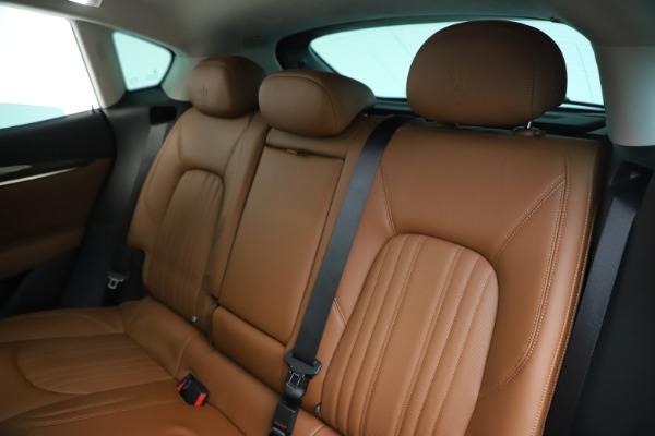 New 2020 Maserati Levante S Q4 GranLusso for sale $94,985 at Pagani of Greenwich in Greenwich CT 06830 18