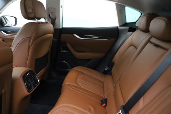 New 2020 Maserati Levante S Q4 GranLusso for sale $94,985 at Pagani of Greenwich in Greenwich CT 06830 19