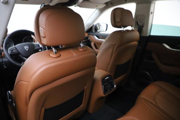 New 2020 Maserati Levante S Q4 GranLusso for sale $94,985 at Pagani of Greenwich in Greenwich CT 06830 20