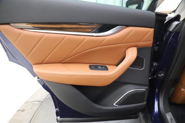 New 2020 Maserati Levante S Q4 GranLusso for sale $94,985 at Pagani of Greenwich in Greenwich CT 06830 21