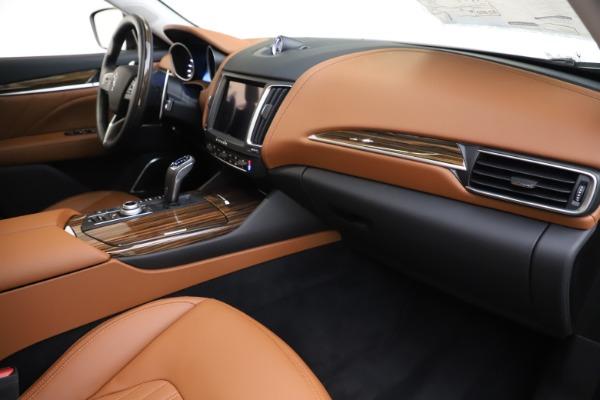 New 2020 Maserati Levante S Q4 GranLusso for sale $94,985 at Pagani of Greenwich in Greenwich CT 06830 22