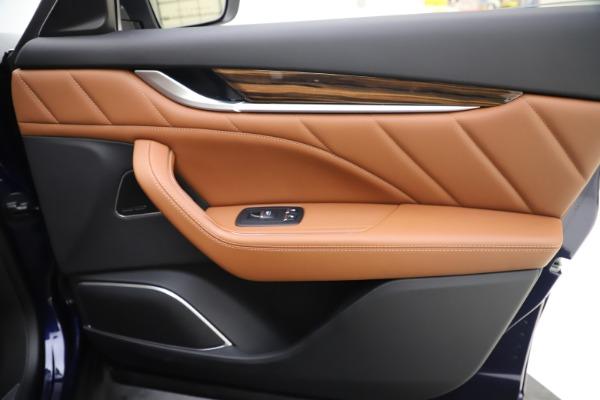 New 2020 Maserati Levante S Q4 GranLusso for sale $94,985 at Pagani of Greenwich in Greenwich CT 06830 25
