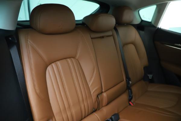 New 2020 Maserati Levante S Q4 GranLusso for sale $94,985 at Pagani of Greenwich in Greenwich CT 06830 26