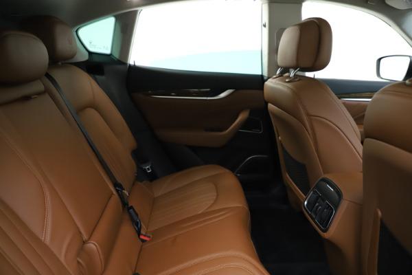 New 2020 Maserati Levante S Q4 GranLusso for sale $94,985 at Pagani of Greenwich in Greenwich CT 06830 27