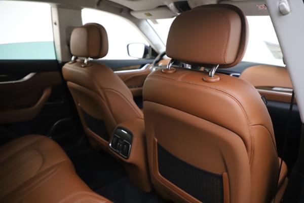 New 2020 Maserati Levante S Q4 GranLusso for sale $94,985 at Pagani of Greenwich in Greenwich CT 06830 28