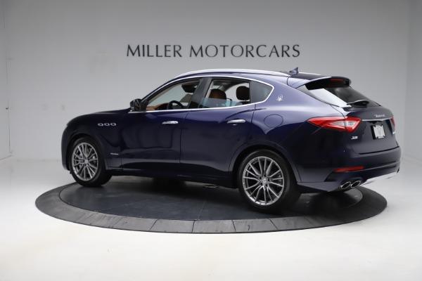 New 2020 Maserati Levante S Q4 GranLusso for sale $94,985 at Pagani of Greenwich in Greenwich CT 06830 4