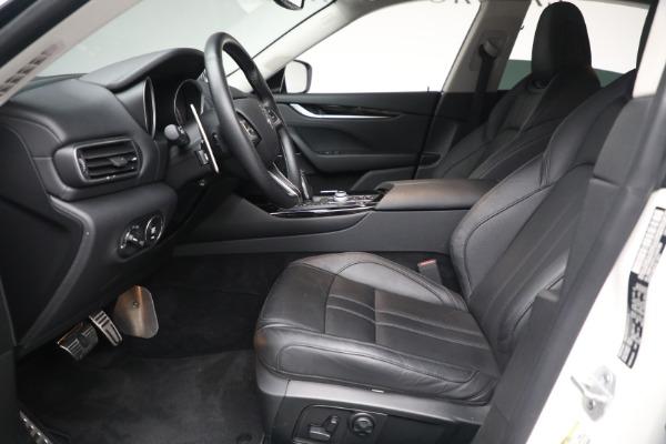 New 2020 Maserati Levante Q4 GranSport for sale $81,385 at Pagani of Greenwich in Greenwich CT 06830 13
