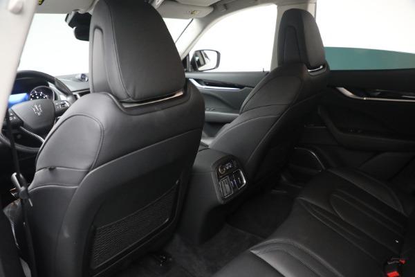 New 2020 Maserati Levante Q4 GranSport for sale $81,385 at Pagani of Greenwich in Greenwich CT 06830 16