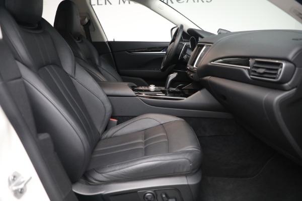 New 2020 Maserati Levante Q4 GranSport for sale $81,385 at Pagani of Greenwich in Greenwich CT 06830 18