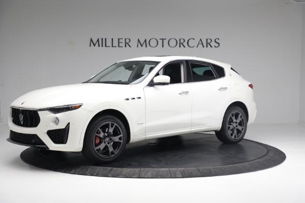New 2020 Maserati Levante Q4 GranSport for sale $81,385 at Pagani of Greenwich in Greenwich CT 06830 2