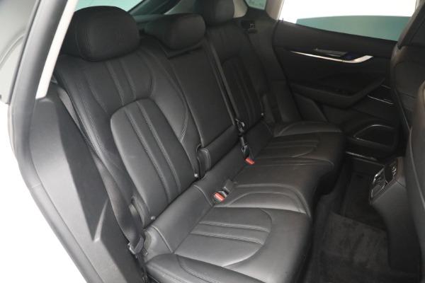 New 2020 Maserati Levante Q4 GranSport for sale $81,385 at Pagani of Greenwich in Greenwich CT 06830 21
