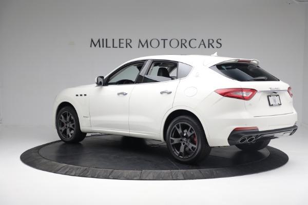 New 2020 Maserati Levante Q4 GranSport for sale $81,385 at Pagani of Greenwich in Greenwich CT 06830 4