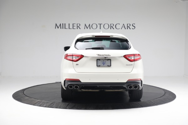 New 2020 Maserati Levante Q4 GranSport for sale $81,385 at Pagani of Greenwich in Greenwich CT 06830 6